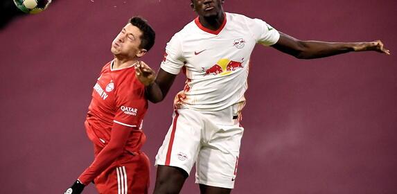 Wielkie emocje i sześć goli w starciu Bayernu z RB Lipsk