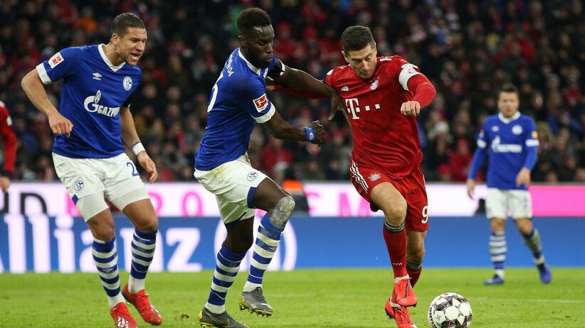 Bayern - Schalke: transmisja TV i online