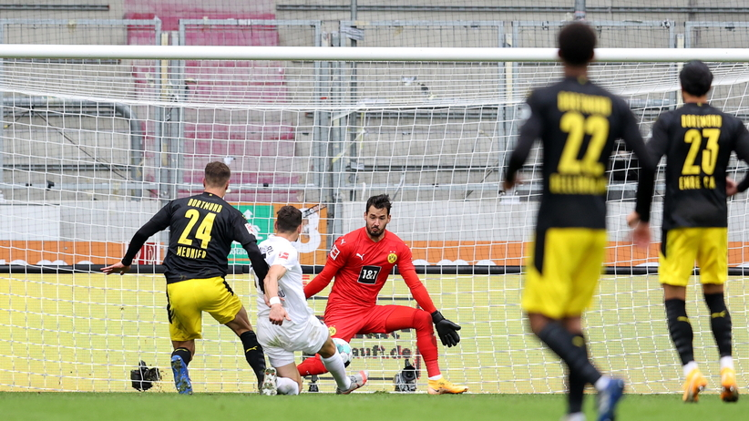 Augsburg - Borussia Dortmund