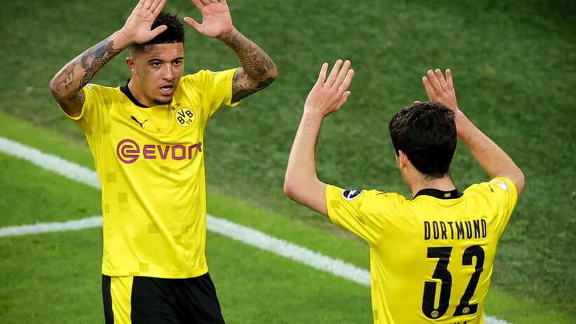 Borussia Dortmund w finale Pucharu Niemiec