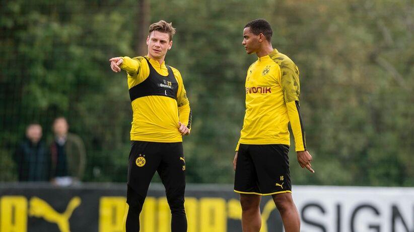 Borussia wraca do treningów