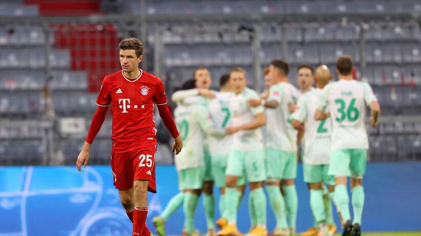 Mecz Bayern - Werder na żywo