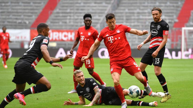 Bundesliga: kibice wrócą na trybuny