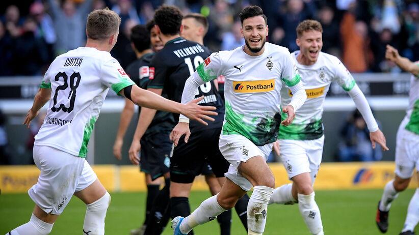 Borussia Moenchengladbach - Werder Brema