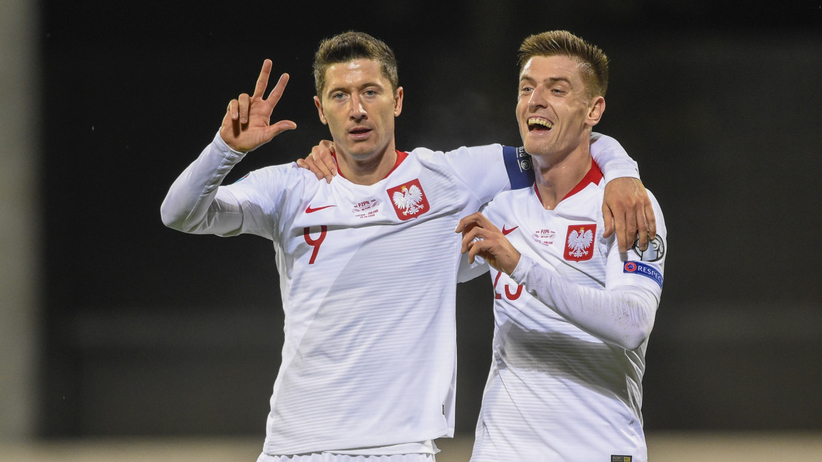 Lewandowski i Piątek