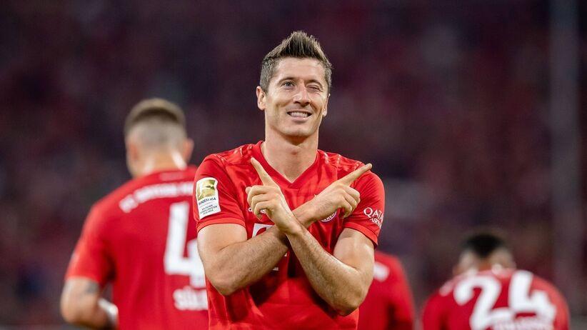 Robert Lewandowski przedłużył kontrakt z Bayernem Monachium