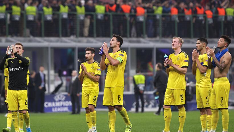 Schalke 04 - Borussia Dortmund Transmisja TV i online