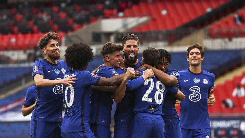 Chelsea pokonała Manchester United. The Blues w finale FA Cup [WYNIK] - Sport