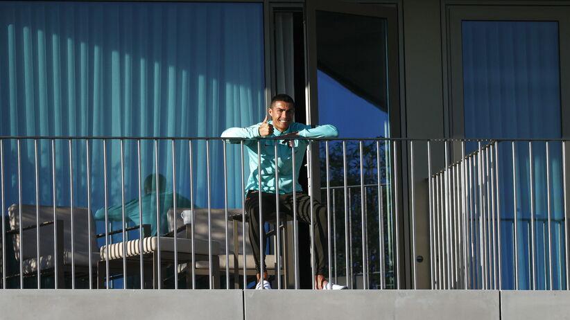 Cristiano Ronaldo ma koronawirusa