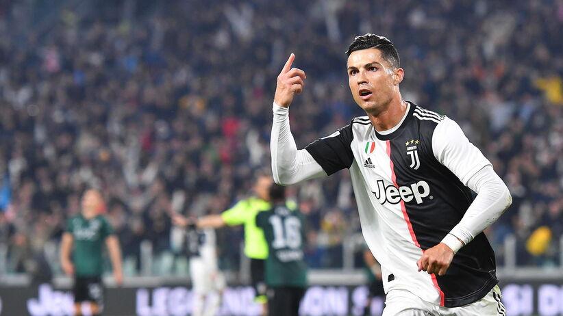 Cristiano Ronaldo zarabia więcej na Instagramie niż na grze w pilkę