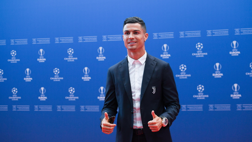 Cristiano Ronaldo zmienił testament