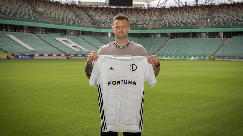 Artur Boruc wraca do Legii Warszawa