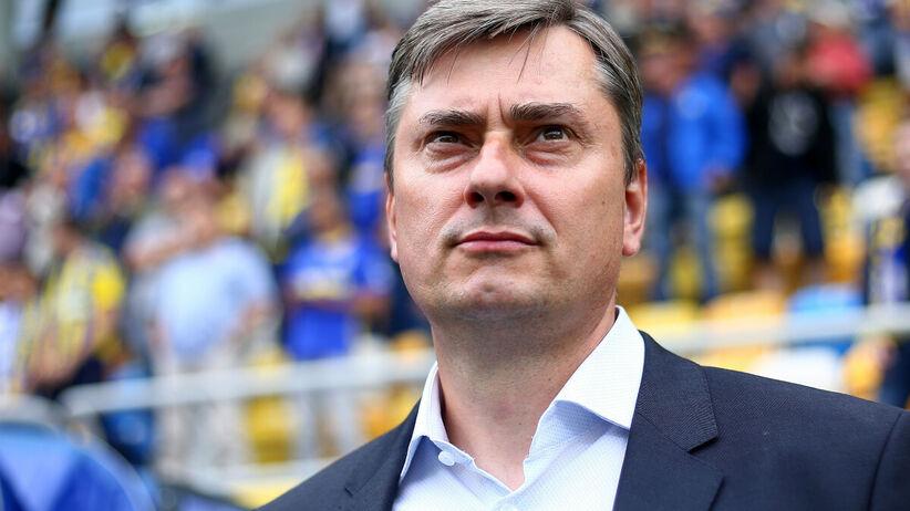 Maciej Skorża trenerem Lecha Poznań