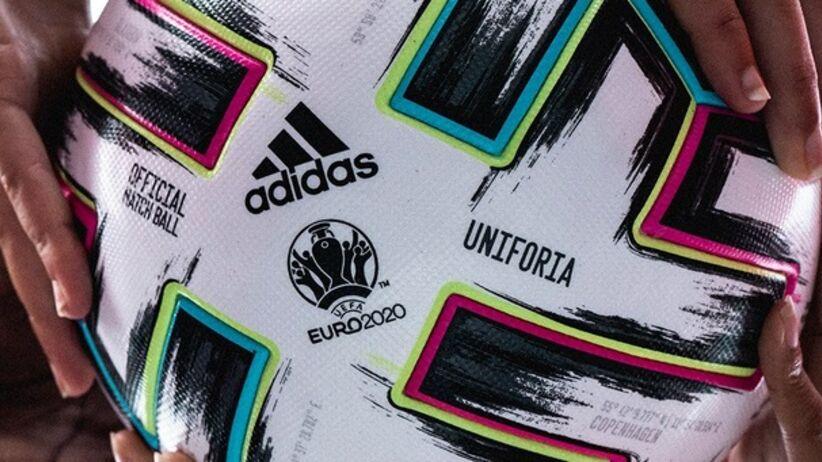 Uniforia - piłka na Euro 2020