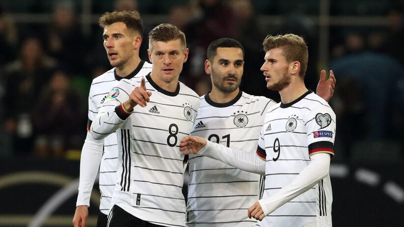 Niemcy wkurzeni po losowaniu Euro 2020