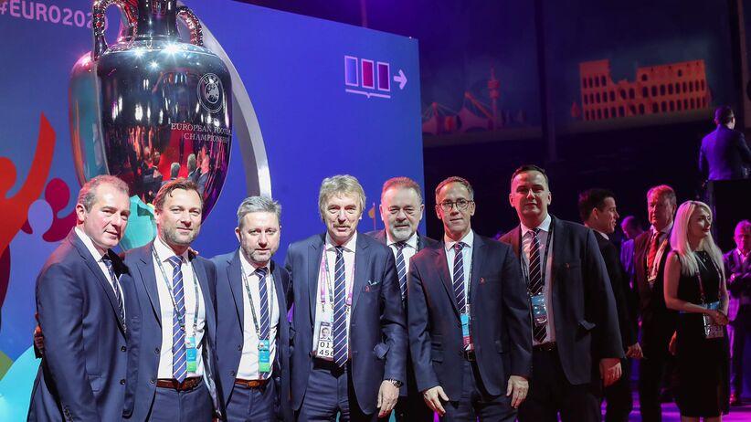 Losowanie grup Euro 2020 na żywo