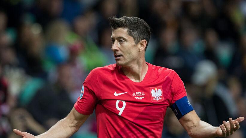 Robert Lewandowski o losowaniu Euro 2020