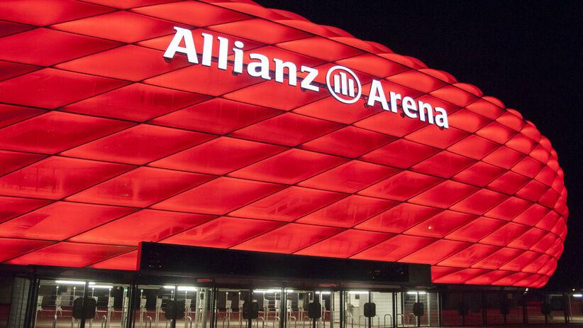 stadion Bayernu Monachium