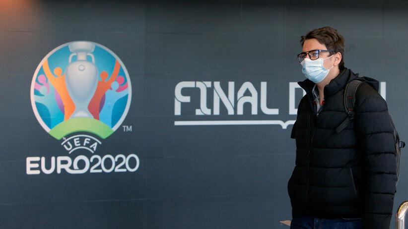 """Euro 2021 przeniesione do Wielkiej Brytanii? """"UEFA rozważa taką mozliwość"""""""