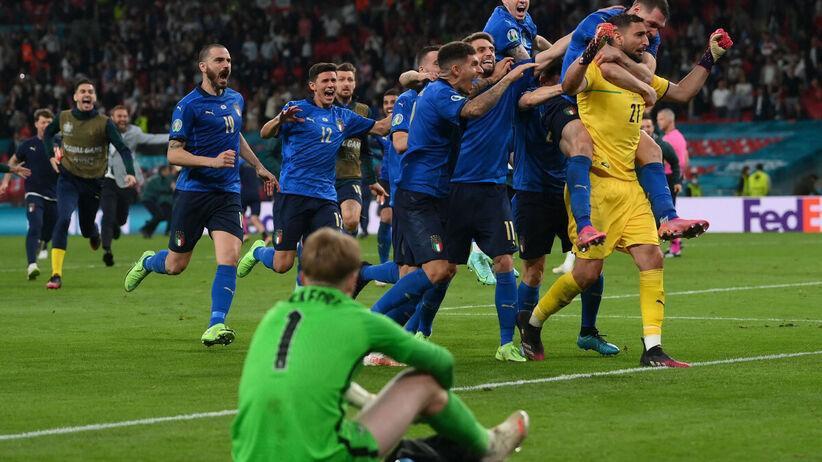 """Rekordowa oglądalność Euro 2021. UEFA podała dane. """"Ponad 5 miliardów widzów"""""""