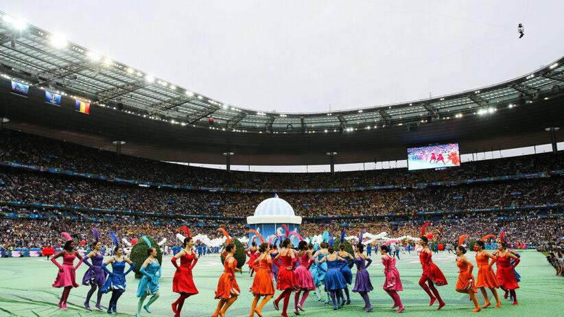 Ceremonia otwarcia Euro 2021
