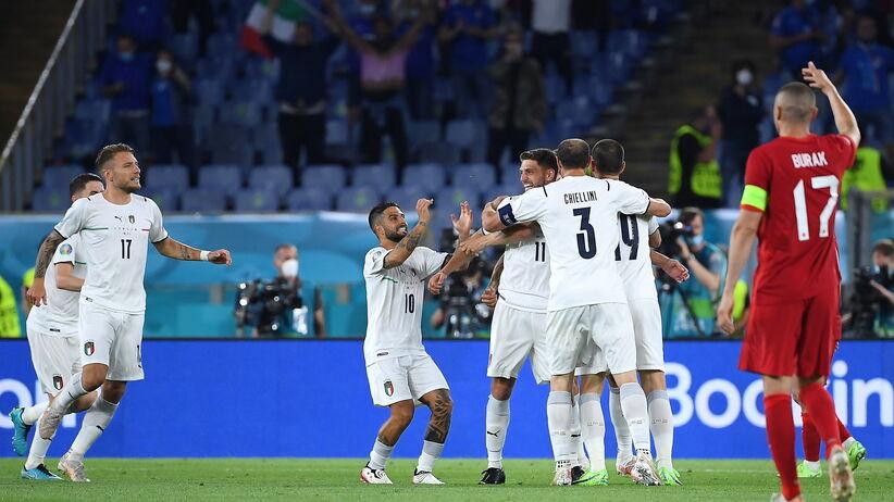 Włochy - Turcja: BRAMKI meczu otwarcia Euro 2021 [WIDEO] - Sport