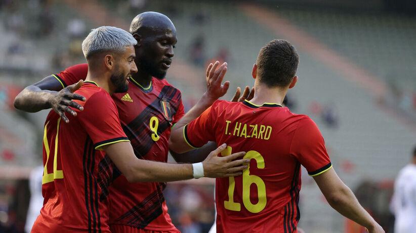 Belgia - reprezentacja Belgii na Euro 2021