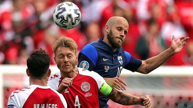 Dania - Finlandia NA ŻYWO: Relacja LIVE z meczu otwarcia Euro 2021
