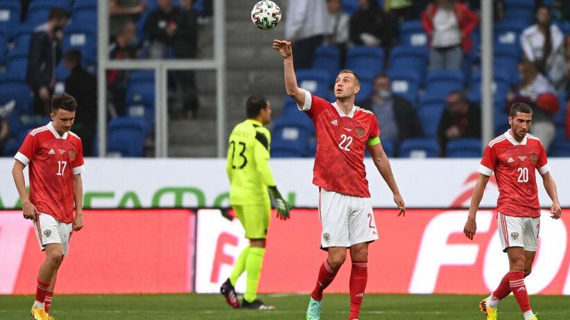 Rosja - reprezentacja Rosji na Euro 2021