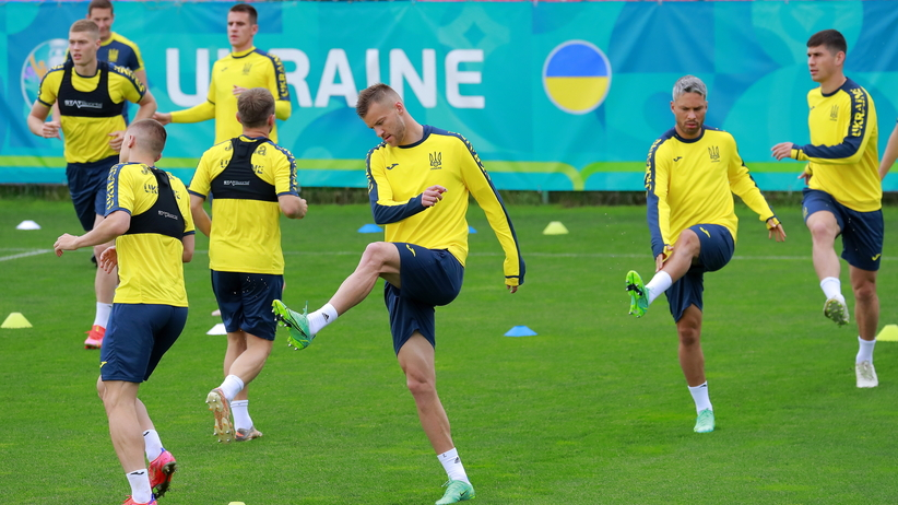 reprezentacja Ukrainy Euro 2021