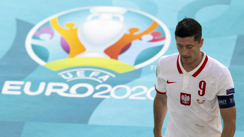 Robert Lewandowski na Euro 2020