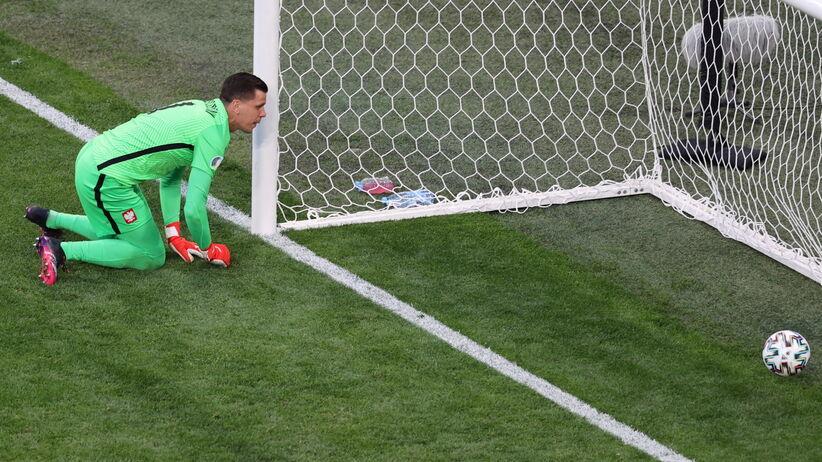 Euro 2021. Wojciech Szczęsny i Grzegorz Krychowiak pobili niechlubne rekordy