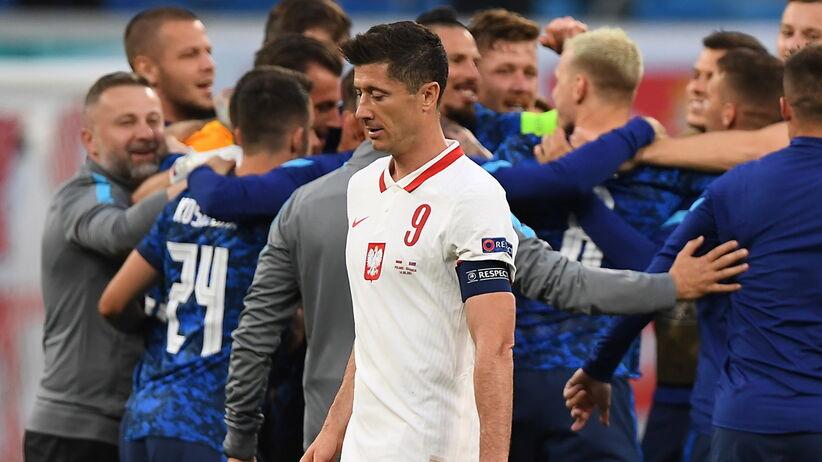 """Robert Lewandowski szczerze po meczu ze Słowacją: """"sytuacja jest trudna"""""""