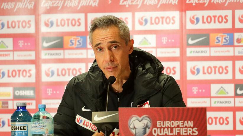 Konferencja prasowa Paulo Sousy. Wiemy, kiedy trener ogłosi powołania na Euro