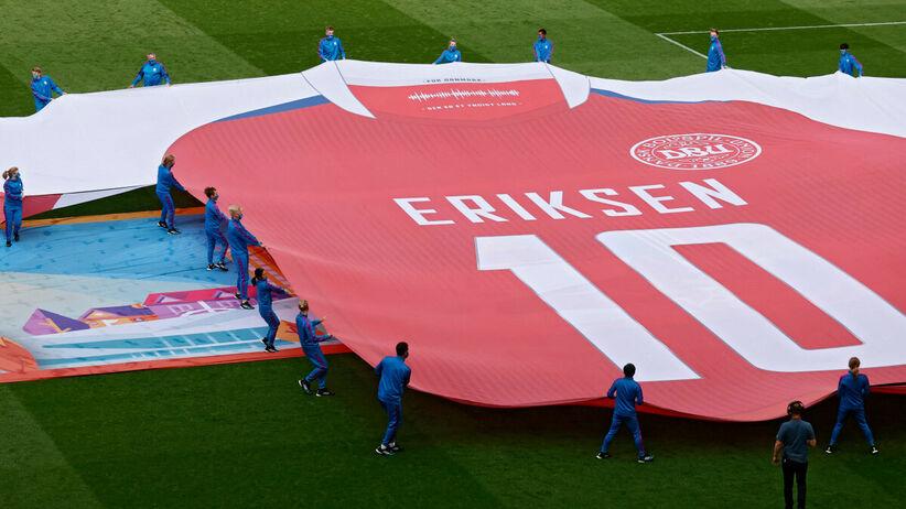 """UEFA wręczyła nagrody za uratowanie Eriksena. """"Nie kierowaliśmy się emocjami"""""""