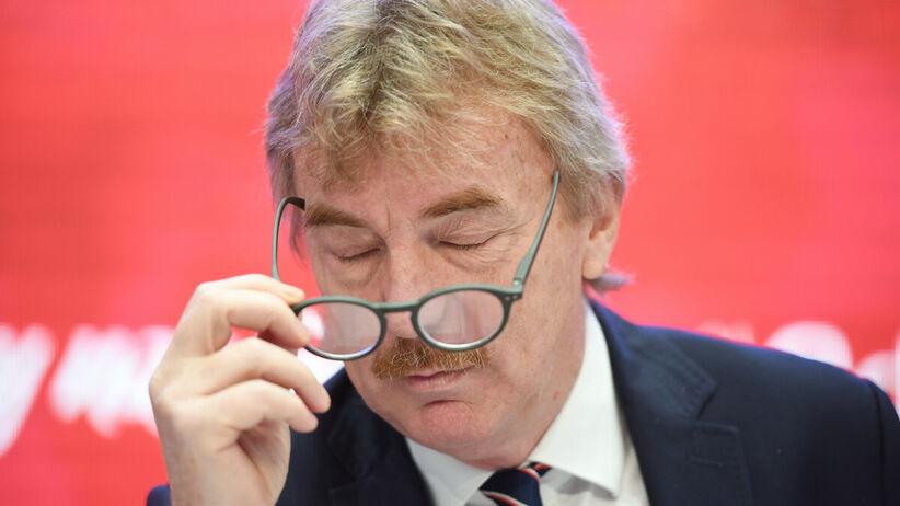 Zbigniew Boniek zabrał głos na temat Marco Giampaolo
