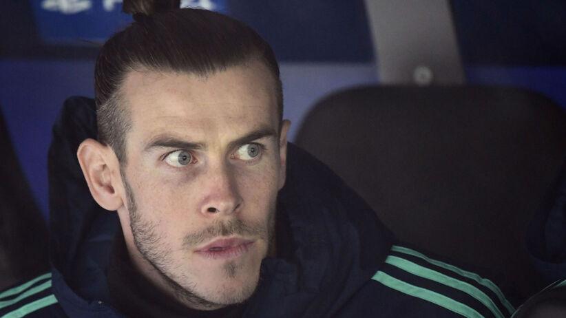 Gareth Bale opuścił stadion