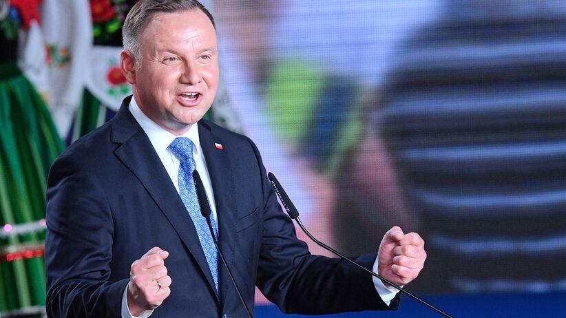 Komu kibicuje Andrzej Duda a komu Trzaskowski?