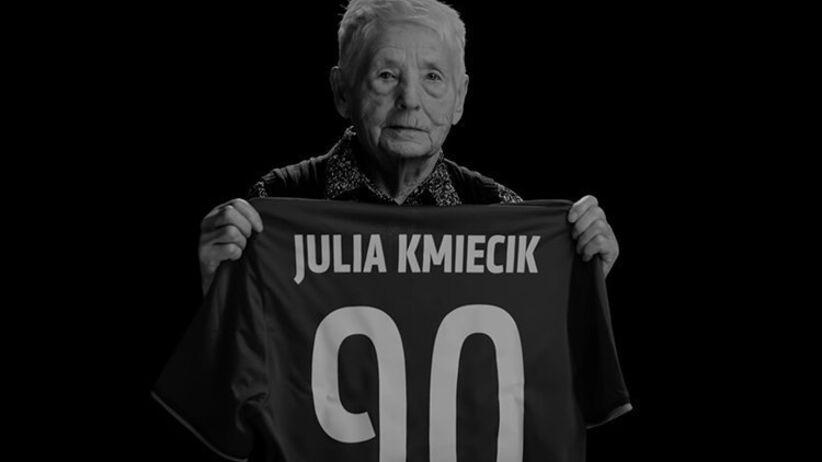Julia Kmiecik nie żyje