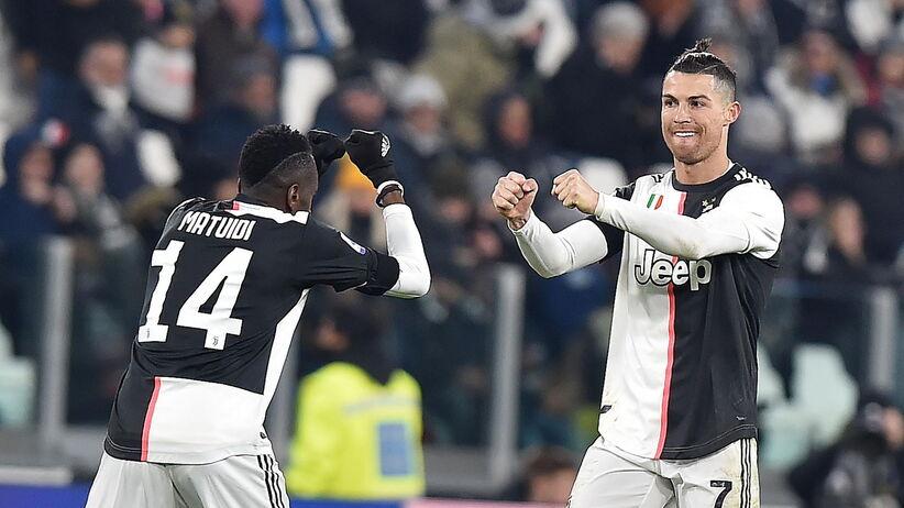 Juventus - Roma Transmisja TV i online