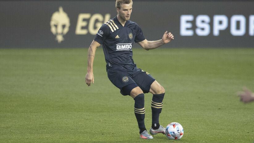 Kacper Przybyłko z kolejnym golem w MLS. Trafienie na wagę remisu