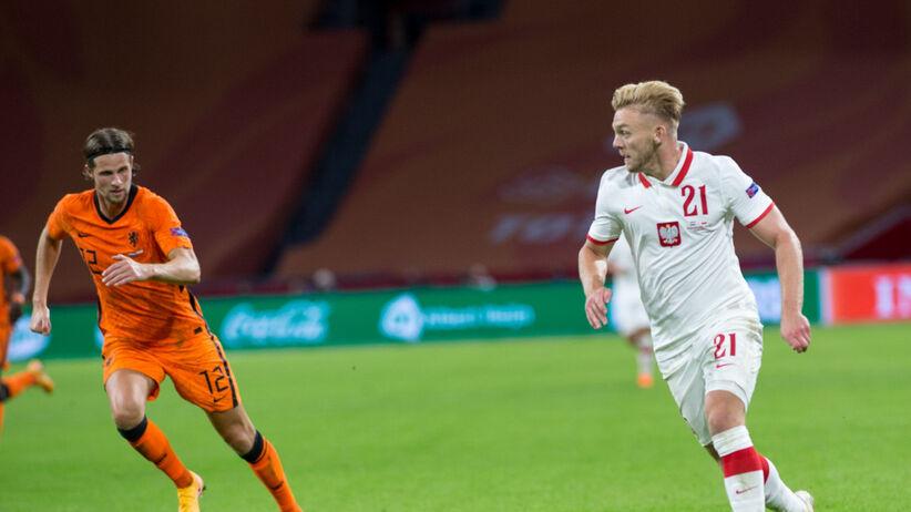 Kamil Jóźwiak zadebiutował w Derby Country, gol Płachety