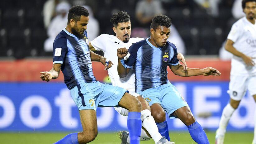 Al-Sadd - Hienghene Sport