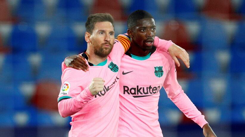 Messi i Dembele