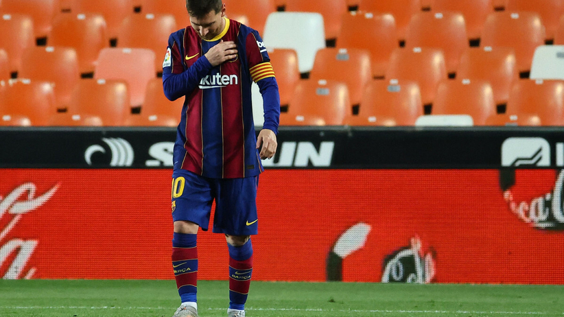 Piłkarze Barcelony przebadani na koronawirusa po grillu u Messiego. Znamy wyniki