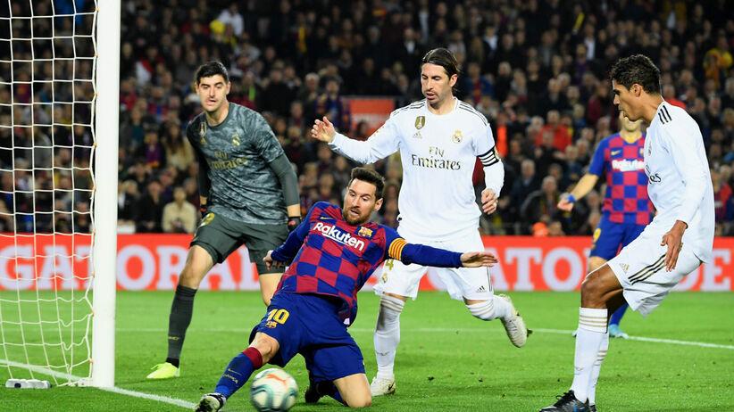 Barcelona - Real: GODZINA, DATA
