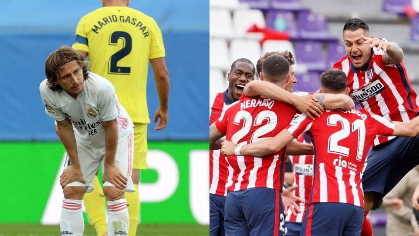 Real Madryt - Villarreal na żywo