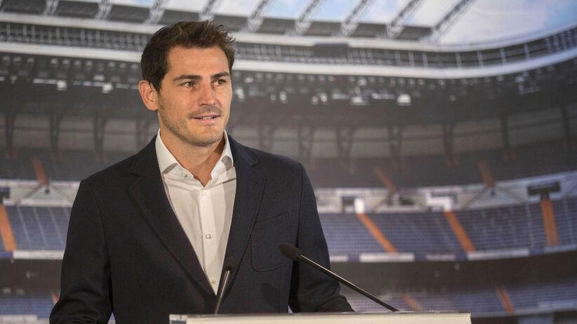 Iker Casillas wraca do Realu Madryt