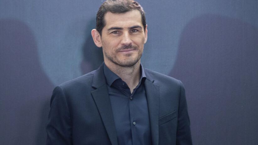 Iker Casillas trafił do szpitala