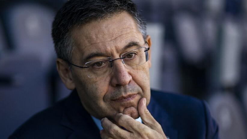 Josep Maria Bartomeu zatrzymany przez policję